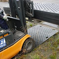 TrakMats Road Plates Hire